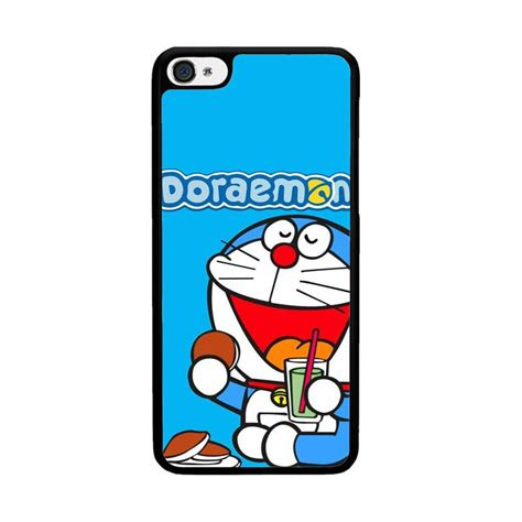Smiling Doraemon Iphone And All Hp jual acc hp doraemon dorayaki o0277 custom casing for iphone 4s harga kualitas