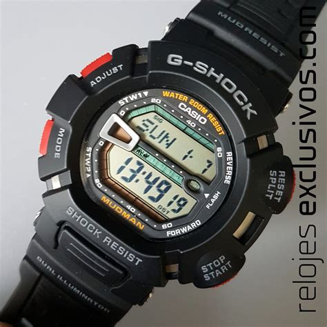 casio g9000 casio mudman g 9000 1ver relojes exclusivos