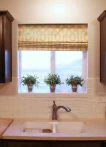 kitchen blinds and shades ideas kitchen window shades