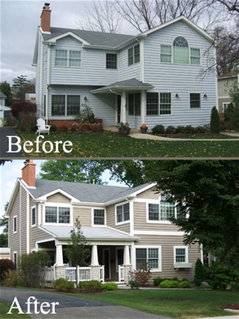 before and after home renovation home decoras
