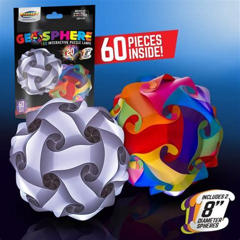 Puzzle Light Kits by Geosphere 8 Quot Puzzle L Kits Geospaceplay