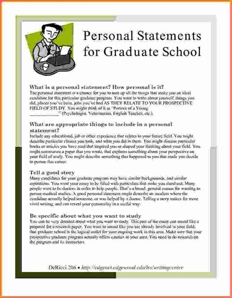 graduate school essay sles personal statement for school sles essays 28 images