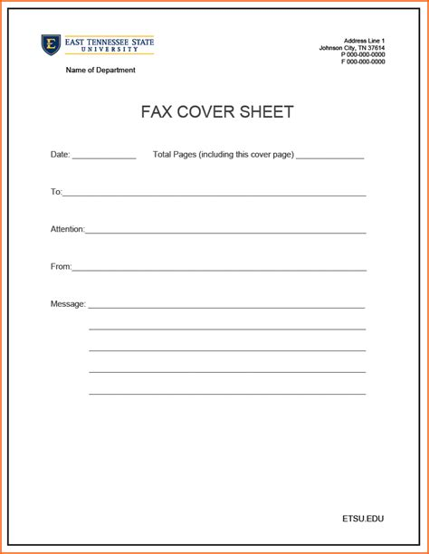 free printable standard fax cover sheet printable cover sheet fax mado sahkotupakka co