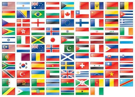 flags of the world to download free free download world flags images