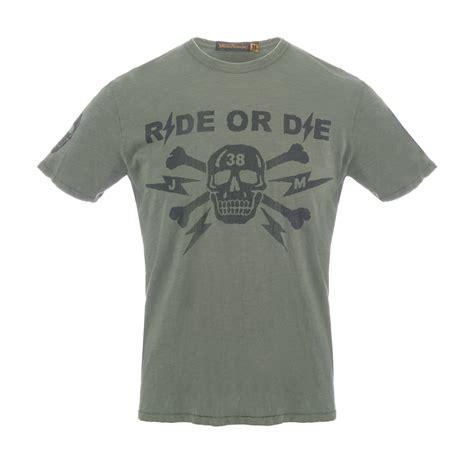 Tshirt Ride Or Die 01 ride or die 38 t shirt olive drab b74