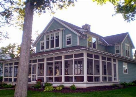 house with wrap around porch for sale a casual but luxurious lake home for sale in indiana house tour screened in wrap around porch