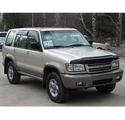 2002 Isuzu Trooper Photos 35 Gasoline Automatic For Sale