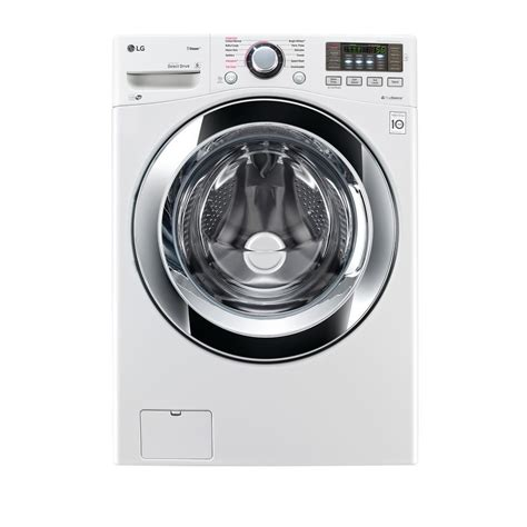 front load washer fan lg electronics 4 5 cu ft high efficiency front load