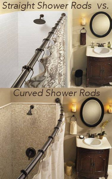 What Is The Difference Between And Showers by Best 25 Shower Rod Ideas On Bathroom Shower Organization Organization For Small