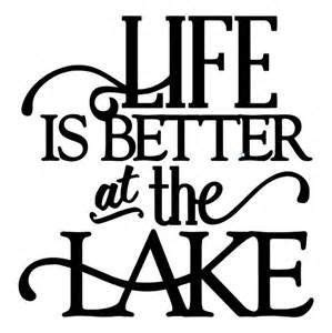 Which Is Better Vinyl Or Reel To Reel - is better at the lake fishing cing vinyl decal st