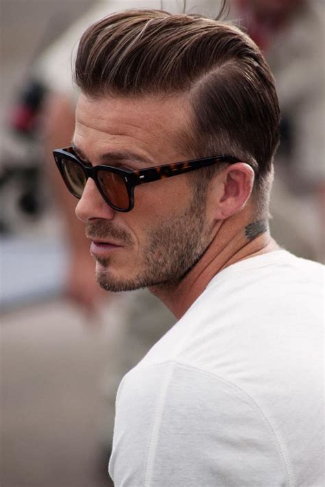 David Beckham Hairstyles by David Beckham Hairstyle 2012 David Beckham Photo