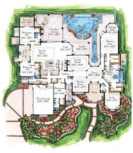 mediterranean mansion floor plans mediterranean mansion floor plans home design by