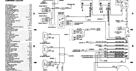 1992 k1500 wiring diagram schematic 2004 buick ignition