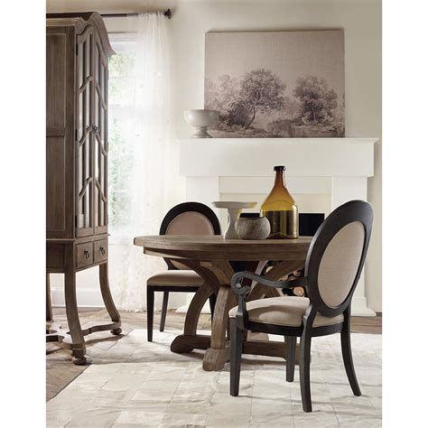 vadim french country  pedestal dining table kathy