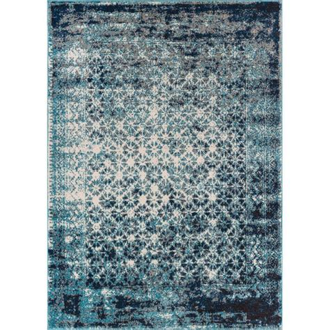 well woven sydney vintage sheffield blue 3 ft well woven sydney vintage manchester royal blue 5 ft 3 in x 7 ft 3 in modern distressed area