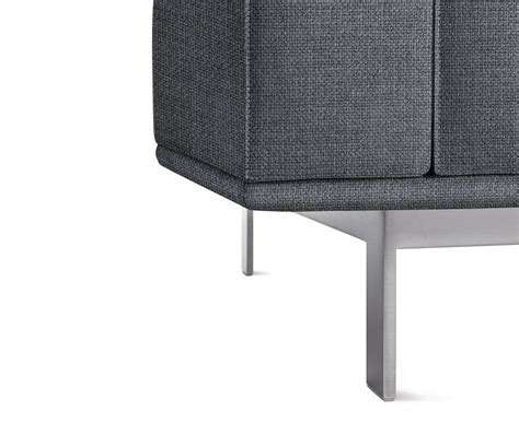 design within reach ls bilsby armchair in fabric poltrone lounge design within