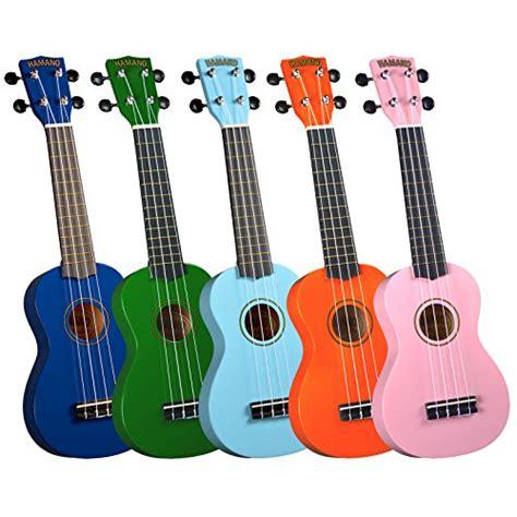 colorful ukulele hamano u 30 colorful ukuleles 24 pack ukulele