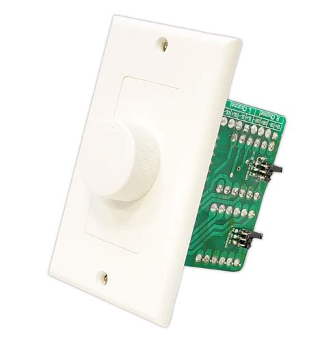 Wall Volume Knob by Pyle Home Pvckt5 Wall Mount Rotary Volume