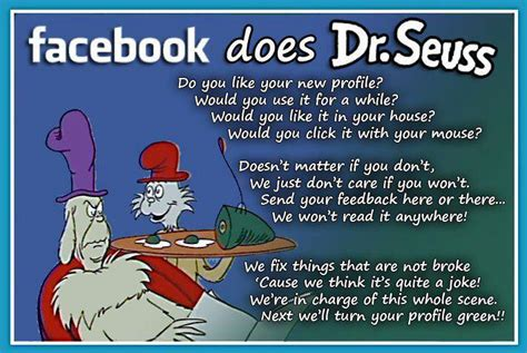 Dr Seuss Memes - laugh of the day jokes funny pics facebook does dr