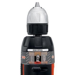 black decker akkuschrauber 12v black decker bd12psk 12v smart select cordless drill