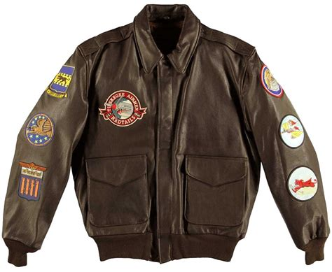 Jaket Vans Wars New Navy tuskegee airmen jacket cockpit flight jacket legendary usa