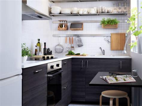 Salon Jardin Ikea 837 by Am 233 Nager Une Cuisine Dans Moins De 6 M2 C Est Possible