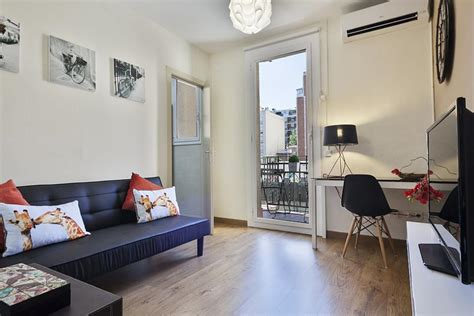 wohnung vintage apartments per month in barcelona barcelona home