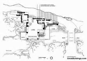 Falling Water Floor Plan Pdf by Fallingwater Pghmodern