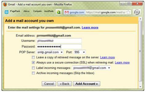 How To Search Email Id In Gmail Combine Hotmail Yahoo Mail Or Any Other Email With Gmail