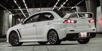 Mitsubishi Evo X Hp Farewell To Mitsubishi Evo X With 303 Hp Edition