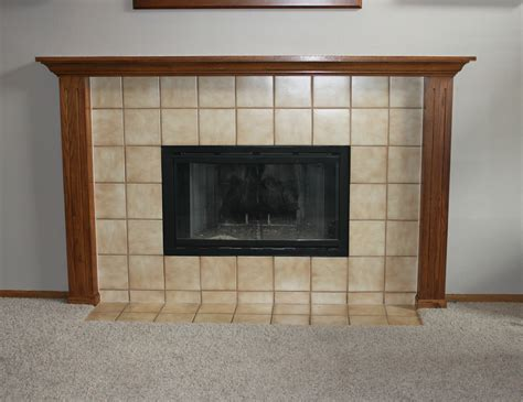 Home Made Fireplace by Fireplace Update No More Brass Sometimes