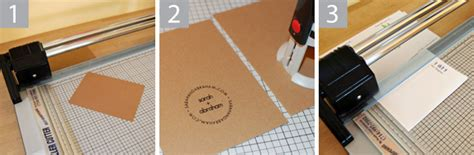 Handmade Notepads - tutorial personalized notepads oh my handmade