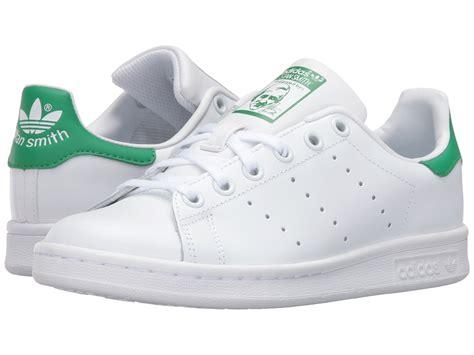adidas originals kids stan smith big kid  zapposcom