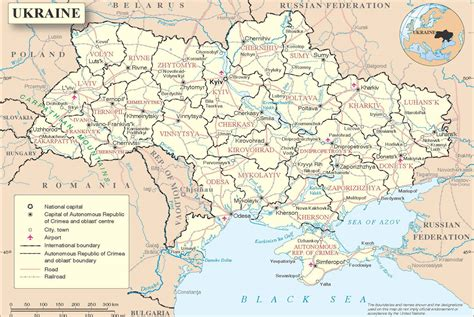 un cartographic section ukraine teetering on brink senior un political official
