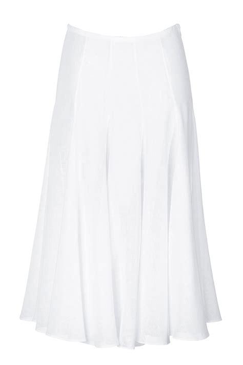 plus size white flared bridal satin skirt elizabeth s custom skirts