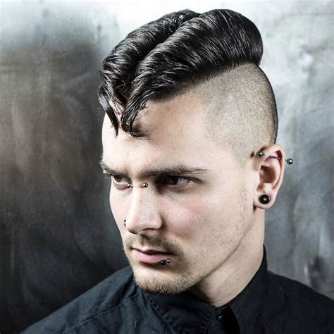 teddy boy hairstyle braid barbers uk men s hairstyle trends