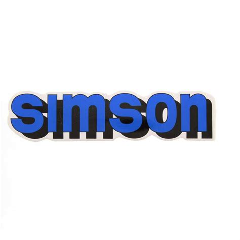 Aufkleber F R Moped by Simson S51 Aufkleber Klebefolie Simson F 252 R Tank Blau