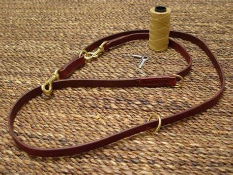 leather leash leash