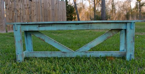 ana white rustic x bench ana white large rustic x bench diy projects