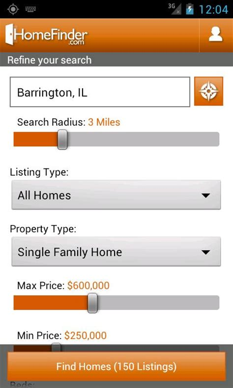 homefinder real estate android apps on play