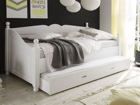 White Daybed With Pop Up Trundle Daybed With Pop Up Trundle Monterey Daybed With Pop Up Trundle Wayfair Furniture Creative