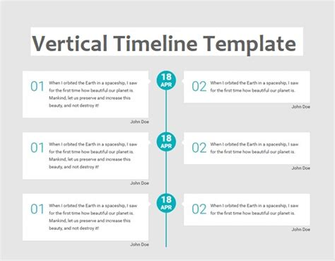 vertical timeline template lovely vertical timeline template images