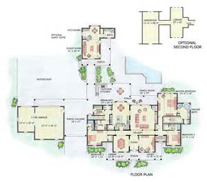 Ranch Farmhouse Floor Plans by Country Farmhouse Ranch Traditional House Plan 53904