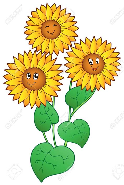 free printable flowers pictures clipground sunflower clipart cute jaxstorm realverse us