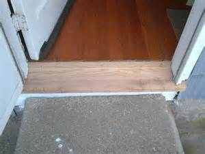 How To Replace A Threshold On An Exterior Door Door And Window Ct Home Renovation