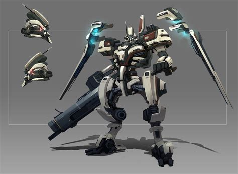 what is mecha mecha study 1 by estevesluis on deviantart