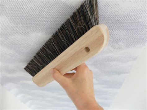comment poser de la tapisserie poser de la tapisserie trendy pose de papier peint sur un