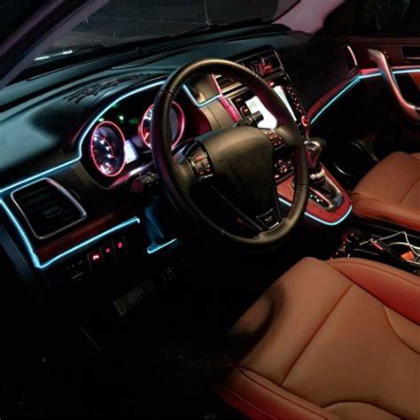 Lu Led Interior Mobil lu interior mobil led neon rgb 3 meter with 12v inverter blue jakartanotebook