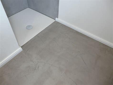 sichtbeton spachteln wand wohndesign beton cire august 2012