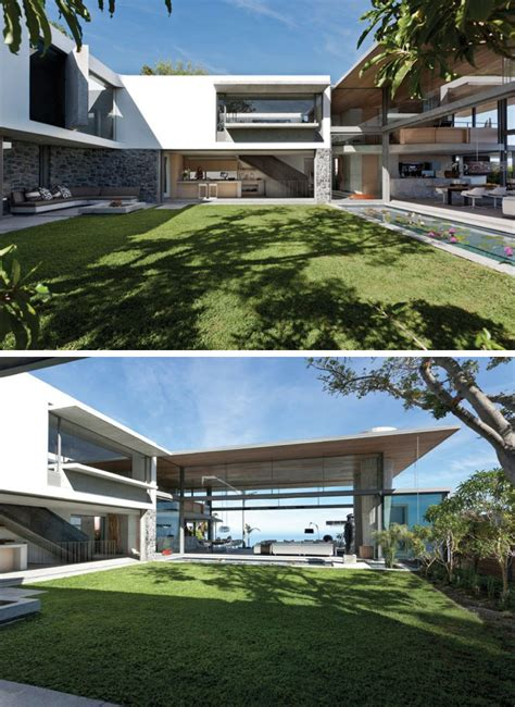 modern house  south africa wraps   central